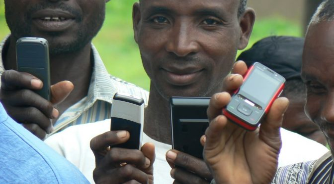 Africa's phone users reach 700 million