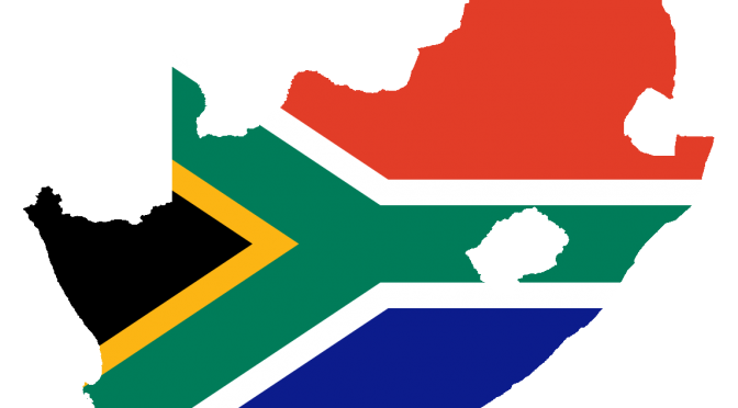 South Africa slips to Africa's third-largest economy